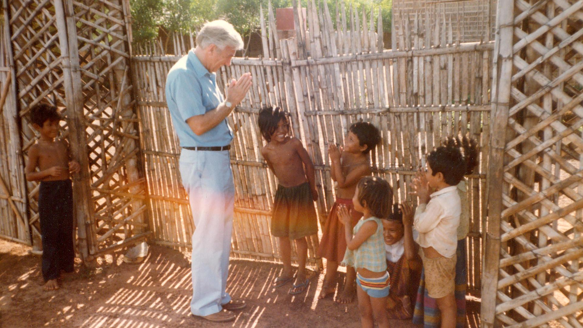John C. Whitehead in Thailand